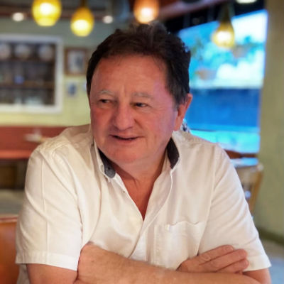 Ewan-McDonald Tutor for NZ Writers College