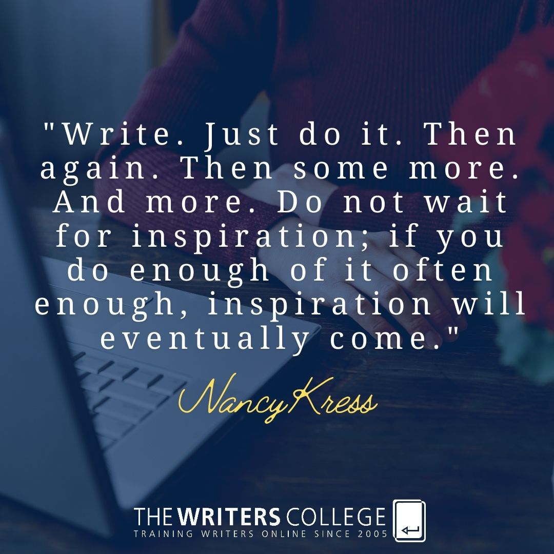 writing success, writers college