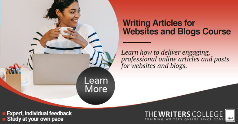 NZ Writers college writing course