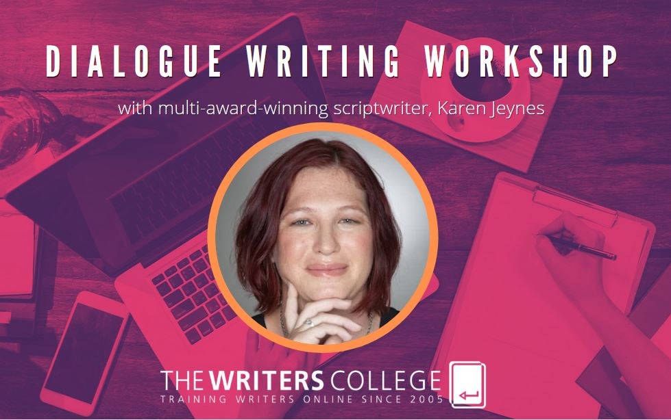 free dialogue writing workshop, Writers College