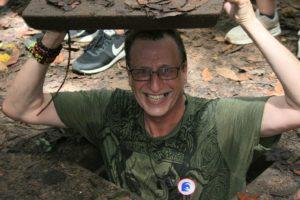 Mark mitchell travel writer